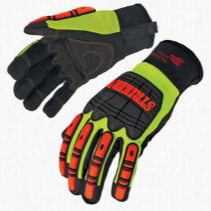 Striker V Premium Impact Glove