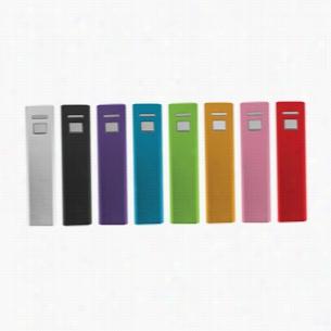 USBP2200M Metal Portable USB charger