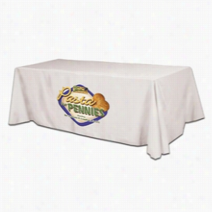 3 Sided Table Cover 8'