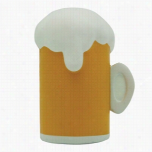 Beer Mug Squeezies Stress Reliever