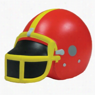 Football Helmet Squeezies Stress Reliever