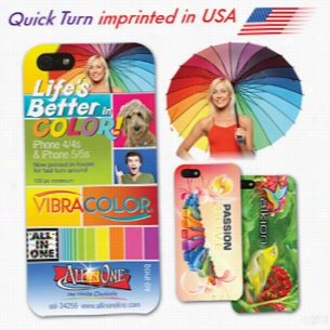 myPhone VibraColor QT Case for iPhone 5 and 5S