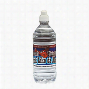 20 oz. - Bottled 100% spring water with sport cap