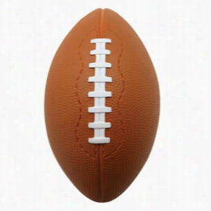 "6"" Football Squeezies Stress Reliever"