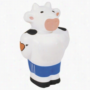 Beefcake Cow Squeezies Stress Reliever