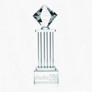 Diamond Pedestal Award