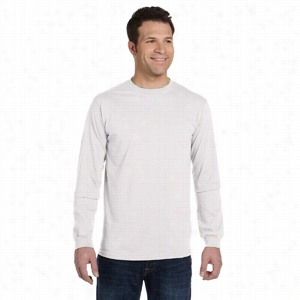 econscious 5.5 oz 100% Organic Cotton Classic Long-Sleeve T-Shirt