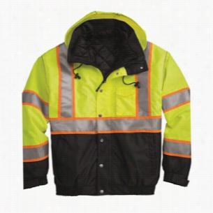ML Kishigo Brilliant Series Jacket