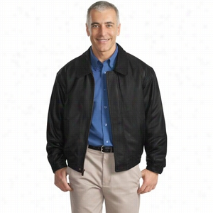 Port Authority Leather Jacket