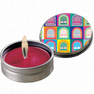 Sparta Aromatherapy Wax Candle