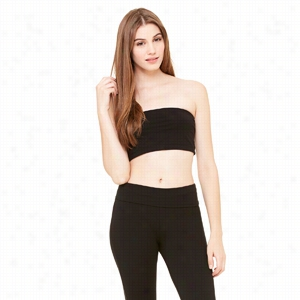 Bella Cotton Spandex Capri Pant