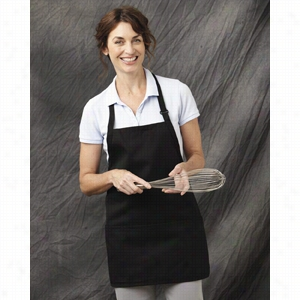 Chef Designs Short Premium Bib Apron