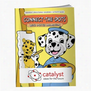 Coloring Book: Connect-the-Dots