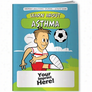 Coloring Book - Learn About Asthma