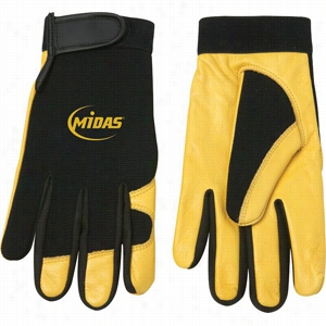 Cow Grain Mechanics Glove (XL)