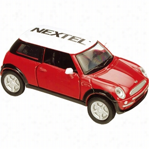 Die Cast Mini Cooper (1:43 Scale)