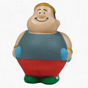 Fitness Man Bert Squeezies