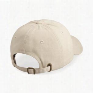 Sportsman Bio-Washed Twill Cap