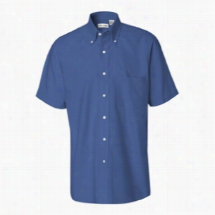 Van Heusen Short Sleeve Oxford
