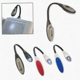 Bendable Book Light