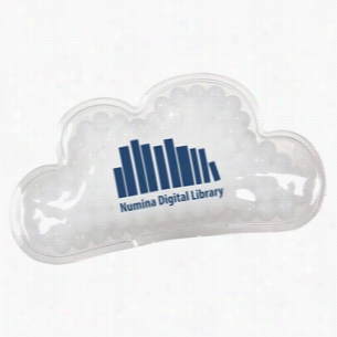 Cloud Gel Hot Cold Pack Solid White