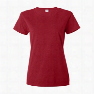Gildan - Ladies' Heavy Cotton Short Sleeve T-Shirt