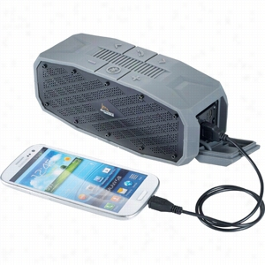 High Sierra Lynx Outdoor Bluetooth Speaker Charger