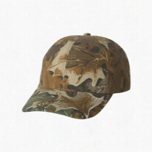 Kati Structured Mid-profile Mossy Oak Camouflage Cap