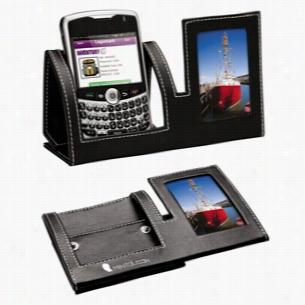 Mobile Phone Holder & Photo Frame
