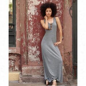 Alternative Ladies' Eco-Jersey Maxi Dress