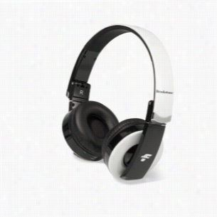 Brookstone Rhapsody Bluetooth Headphones - White