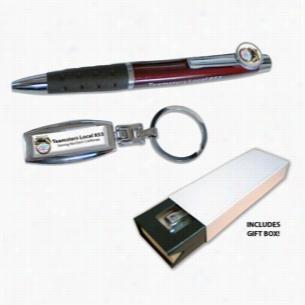 Pen & K C Gift Set