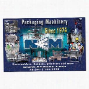 """Rectangle Puzzle- 11"""" X 17"""" - 150 PC"""
