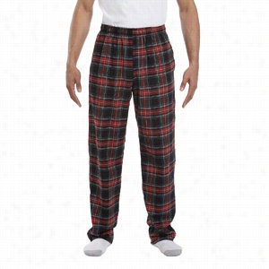 Robinson Apparel Unisex Drawstring Flannel Pant