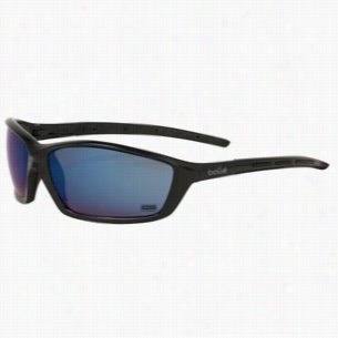 Bolle Solis Blue Mirror Glasses