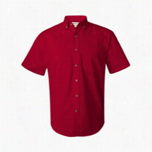 FeatherLite Short Sleeve Stain Resistant Twill Shirt