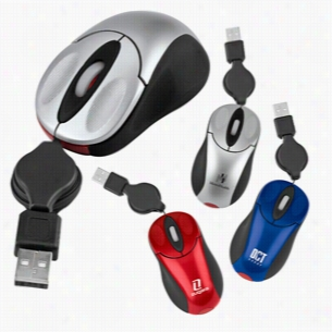 Light-Up Optical USB Mouse