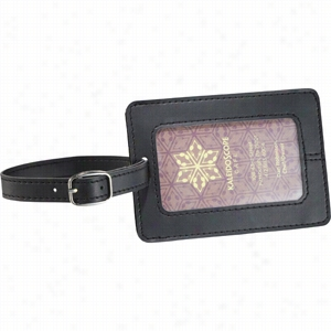 Pedova Luggage Tag