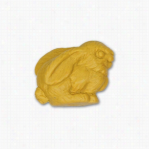 Pencil Top Stock Eraser- Bunny
