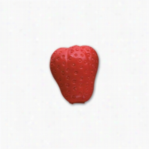 Pencil Top Stock Eraser- Strawberry, Scented