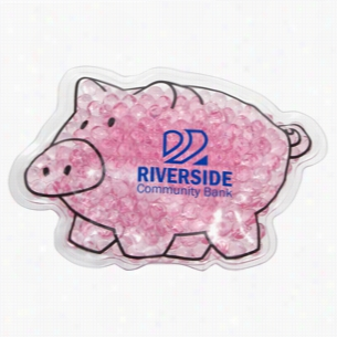 Pig Hot Cold Pack Pink