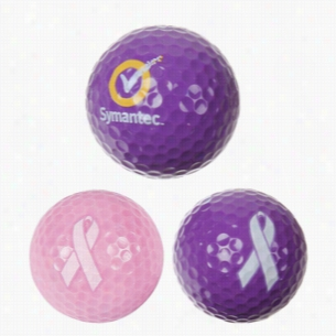 Ribbon Golf Ball