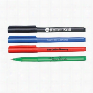 Roller Ball Pens .3mm Fine Point - USA Made
