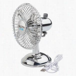 USB Oscillating Fan