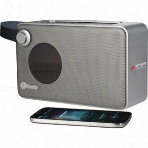 ifidelity Whirl Alarm Clock Radio Speaker