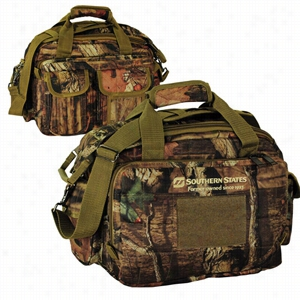 Mossy Oak Camo Multi-Function Tactical Range GO Bag