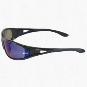 Bolle Lowrider Blue Mirror Glasses