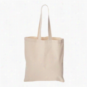 "Custom Branson Cotton Canvas Liberty Tote Bag 14.5"" X 15.5"