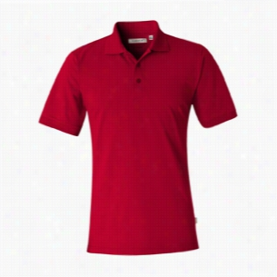 FeatherLite Short Sleeve Platinum Pique Sport Shirt