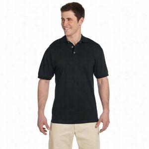Jerzees 6.1 oz Cotton Jersey Polo